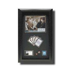 legendary-art-small-oceans-eleven-casino-theme-framed-memorabilia-shadow-box_1581999.jpg (450×450)
