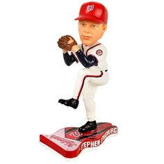 Stephen Strasburg Washington Nationals Bobbleheads