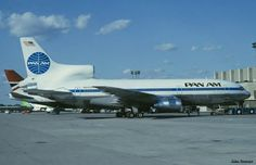 Pan Am Lockheed L1011