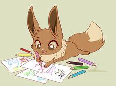 Coloring Coloring Coloring! by Dennyvixen