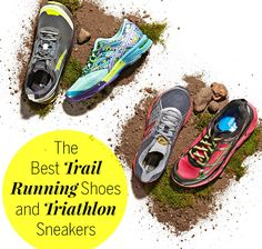 The Best Trail Running Shoes and Triathlon Sneakers