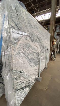 Quartz & Granite, Quartzite and Marble Countertops in Maryland Blue Granite Countertops, Granite Flooring, Granite Slab, Granite Kitchen, Granite Stairs, Granite Colors, White Granite, Kitchen Room Design, Modern Kitchen Design