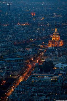 Dome des Invalides - Paris by romvi, via Flickr