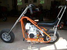 Bonanza Chopper Minibike