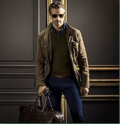 Men's Fashion / Fall Styling / Ben Hill for Massimo Dutti F/W 13 Lookbook