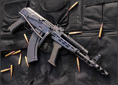 AMD-65 rifle (Hungary)
