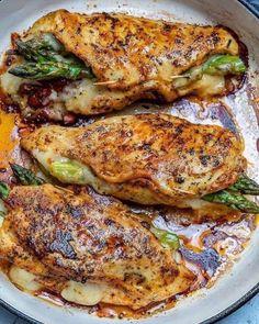 Keto Recipes, Cooking Recipes, Healthy Recipes, Dinner Recipes, Dessert Recipes, Cooking Food, Healthy Food, Ketogenic Recipes, Healthy Asparagus Recipes