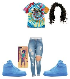 """"""""""" by sequoiafox on Polyvore featuring Calvin Klein Underwear and NIKE"""