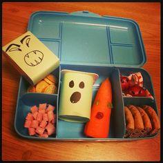 Olgamors finurligheter: To småskumle matpakker denne uka
