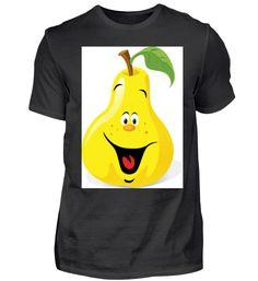 BIRNE FRUCHT VEGAN VEGGIE OBST T-Shirt