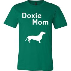 Doxie Mom T-Shirt