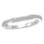 The a universally accepted standard to diamond grading. Curved Wedding Band, Wedding Bands, Diamond Bands, Unique Rings, Diamond Engagement Rings, Jewelry, Jewellery Making, Jewerly, Jewelery