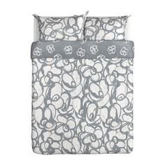 Ikea Klanglilja Duvet Cover and Pillowcases, Full/Queen, White IKEA http://www.amazon.com/dp/B00P29OKDC/ref=cm_sw_r_pi_dp_CO3pwb14N256Q