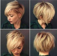 Coupes blondes de Pixie-24
