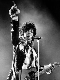 Prince's first performance of Purple Rain [linked to video clip]