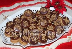 Dortíčky Margot s čokoládovou polevou – Hančiny Sladkosti.net