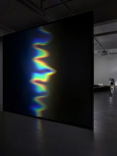 likeafieldmouse:  Olafur Eliasson - Your Watercolor Machine (2009)