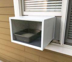 KATIO - Cat Litter Box