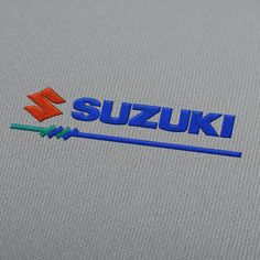Suzuki logo 2 embroidery design for instant download. #EmbroideryDesign, #EmbroideryDownload, #EmbroideryMachine, #Embroiderylogos, #EmbroideryCarLogo, #EmbroideryMotor, #EmbroideryAutomobile