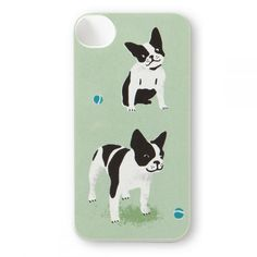 MAGPIE - WOOF - IPHONE CASE - MONTY B