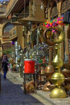 El fishawi coffee shop 7 cairo egypt by m khatib via for Cairo outlet