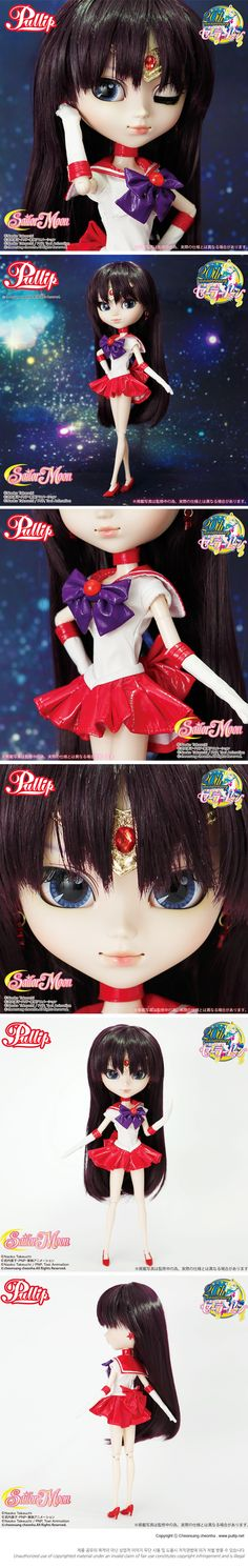 Pullip 'Sailor Mars' - World of Pullip :::::::::::::::::::::::::