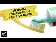 Organize sem Frescuras | Rafaela Oliveira » Arquivos  » 10 Dicas e Truques da Pasta de Dente na Limpeza