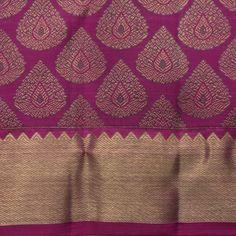 Sarangi Handwoven Kanjivaram Silk Saree -  680127992