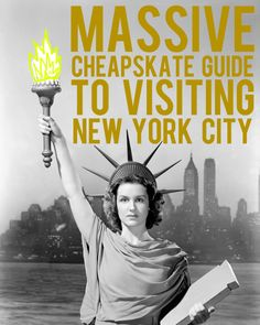 How to Visit New York City Like a Total Cheapskate