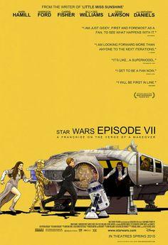 Star Wars - Episode VII by Josh Lange *