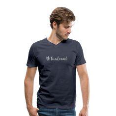 Fridays for future Männer Bio T-Shirt mit V-Ausschnitt Sweat Shirt, V Neck T Shirt, T Shirt Vintage, Retro Vintage, T Shirt Designs, Comic Sans, Graphic Quotes, Pullover Hoodie, White T