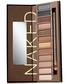 Urban Decay Naked Palette - Makeup - Beauty - Macy's