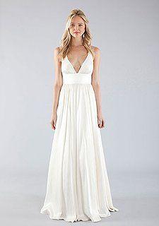 Designer Wedding Dresses: Wedding Gowns and Bridal Wear from Nicole Miller Mod Wedding, Trendy Wedding, Dream Wedding, Wedding Ideas, Wedding Photos, Rustic Wedding, Wedding Beach, Ivory Wedding, Perfect Wedding