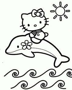 Ausmalbilder Hello Kitty Drucken 948 Malvorlage Hello Kitty
