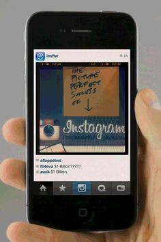 Infographic That's An Animated GIF Explains Everything About Instagram