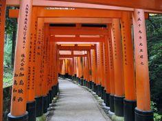 Fushimi Inari - Yakuriki.