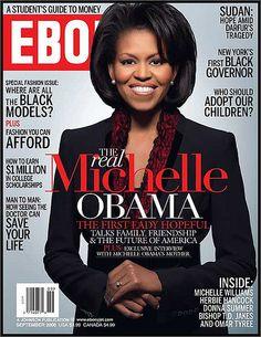 Michelle Obama Covers Ebony & Essence Magazine - Michelle Obama - Zimbio