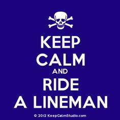 lineman   ... lineman description skull crossed bones keep calm and ride a lineman