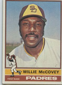 Willie McCovey 1977