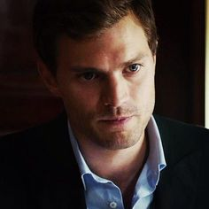 Christian's face when he tells Ana that Taylor found Cross in is town.....chapter 44
