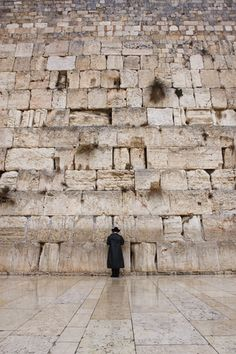 Wailing Wall, Jerusalem (the most peaceful place I have ever been)