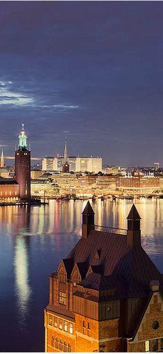 Stockholm, Sweden , from Iryna
