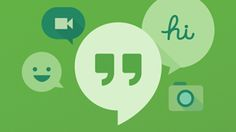 10 Tricks to Master Google Hangouts #CCSDTech School Hacks, School Fun, School Ideas, Excited Emoji, Chrome Apps, Google Hangouts, Social Entrepreneurship, How To Start Conversations, Tecnologia