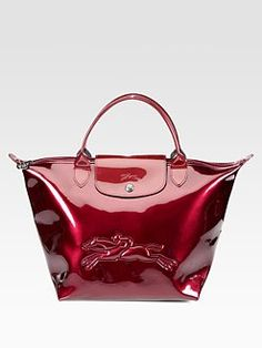 Longchamp - Victoire Coated Canvas Tote