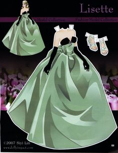 Fashion Model Collection 2 Paper Doll - Katerine Coss - Álbuns da web do Picasa