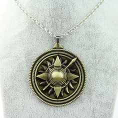 """Men's necklace Size 5cm (2"""") Game of Thrones theme"""