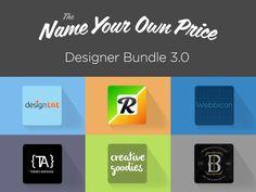 Designer Bundle 3.0 - Save Hundreds On Over $1,500 Worth of Premium Designer Assets