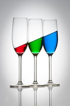 Elegant Glassware Photography Inspirations