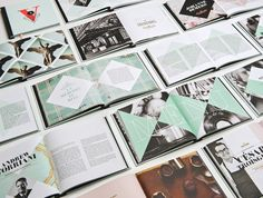 #book #design #editorial