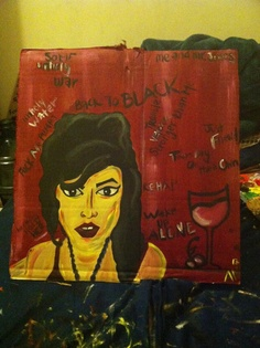 Cherry Wine by ArtByAmarielle on Etsy, $30.00